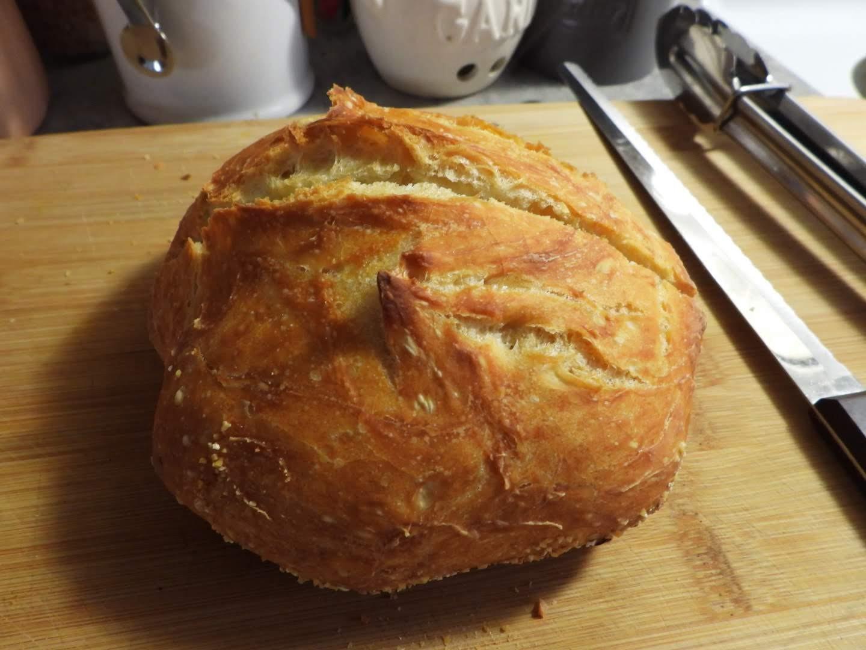 Easy Artisan Dough
